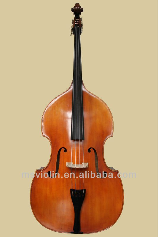 Full carved Gamba double bass/ string instrument for sale