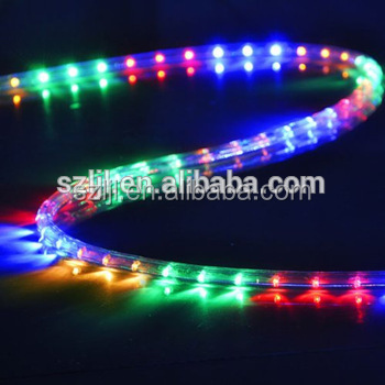10mm White panel led strip RGB flexible 220v led strip IP68 waterproof SMD5050