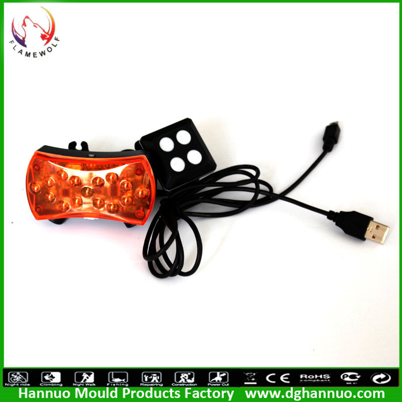 Top sales usb bicycle light