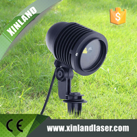 Waterproof full color landscape decoration laser/RGB static firefly garden laser/ outdoor Xmas decoration Laser Light