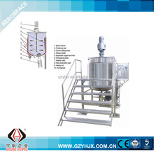 Automatic Liquid Chemical Mixer with Homogenizer