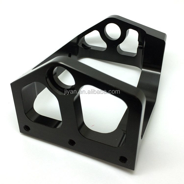 Custom made high quality aluminum cnc milling parts used for car parts