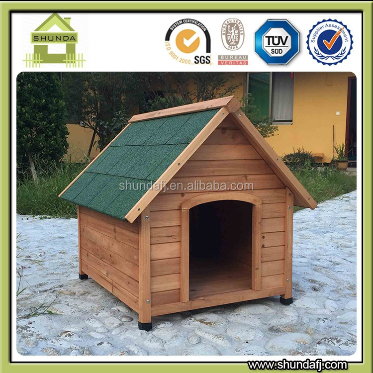 Quality Assured wholesale Outdoor Cheap Wooden Dog House