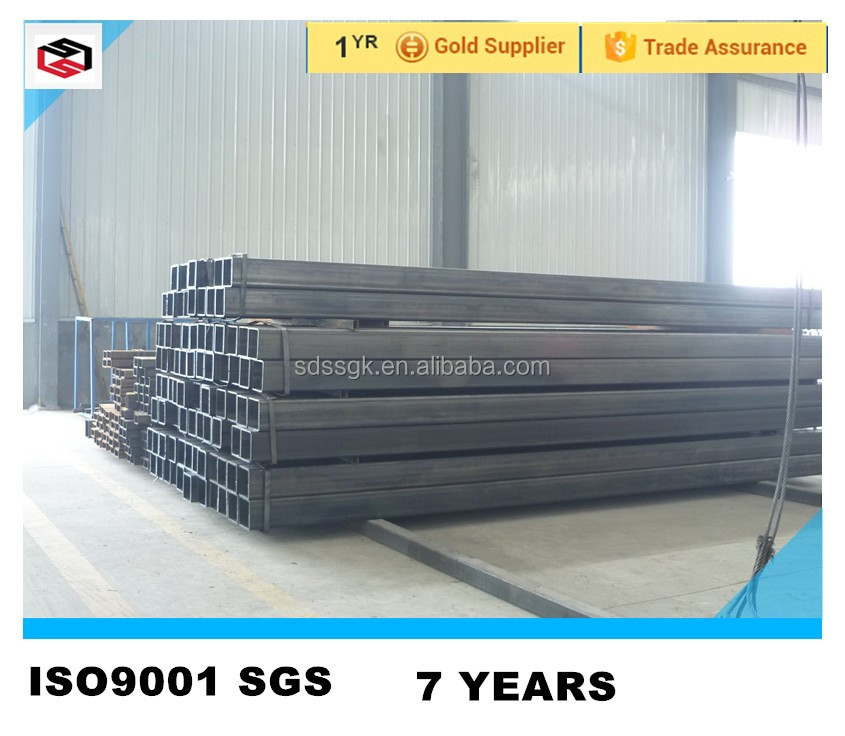 Pipe Porn Tube/ Steel Tube 8 Manufacturer Square Steel Pipe From Shandong Shunshi