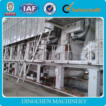 1800mm bagasse pulping machine to make corrugated paper raw material sugar cane bagasse