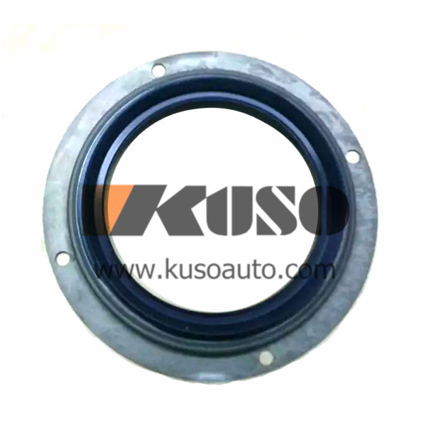 6D24 engine spare parts of crankshaft oil seal for MITSUBISHI FUSO FV517 truck