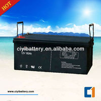 Deep Cycle Battery Solar Storage Battery 12V 180AH