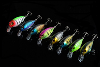 wholesale top quality crank bait hard lures fishing lures