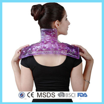 Healthy Medical Gel Pack instant hot pack shoulder warmer