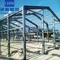 affordable recycle use long lifespan prefab steel structure chicken poultry house