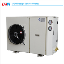 Refrigerant Gas R22 Compressor Condensing Unit For Cold Storage