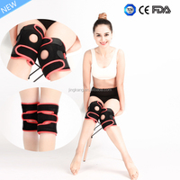 Hot sale adjustable Knee pad Open patella design knee protector / support / brace