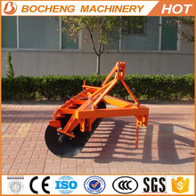 Heavy duty Disc plough for 3 point linkage tractors mounted in agricultral farming machine implements