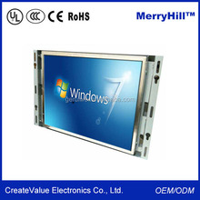 Frameless LCD Display 15/ 17/ 18.5/ 19/ 22 inch 5V USB Powered Cheap Touch Screen Monitor WIFI