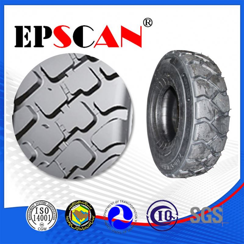 Industrial Forklift Rubber Tire/ High Quality Manufacture 5.00-8TT