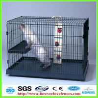 Hebei Foreverlove cat cage with best price (Anping factory, China)