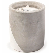Soy Wax Candle In Concrete Pot for Wedding