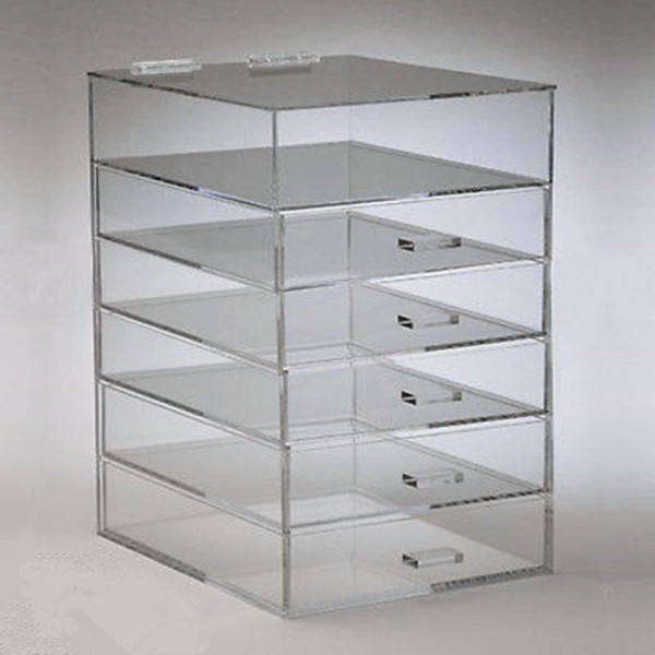 Drawer Acrylic Makeup Organizer - Buy Makeup Organizer,Acrylic Makeup ...