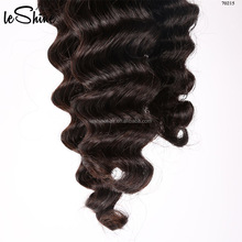 Cheapest Natural Color Unprocessed Free Shipping Wholesale Deep Wave Human Hair For Braiding
