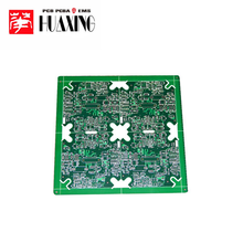 Rigid multilayer bare PCB fabrication