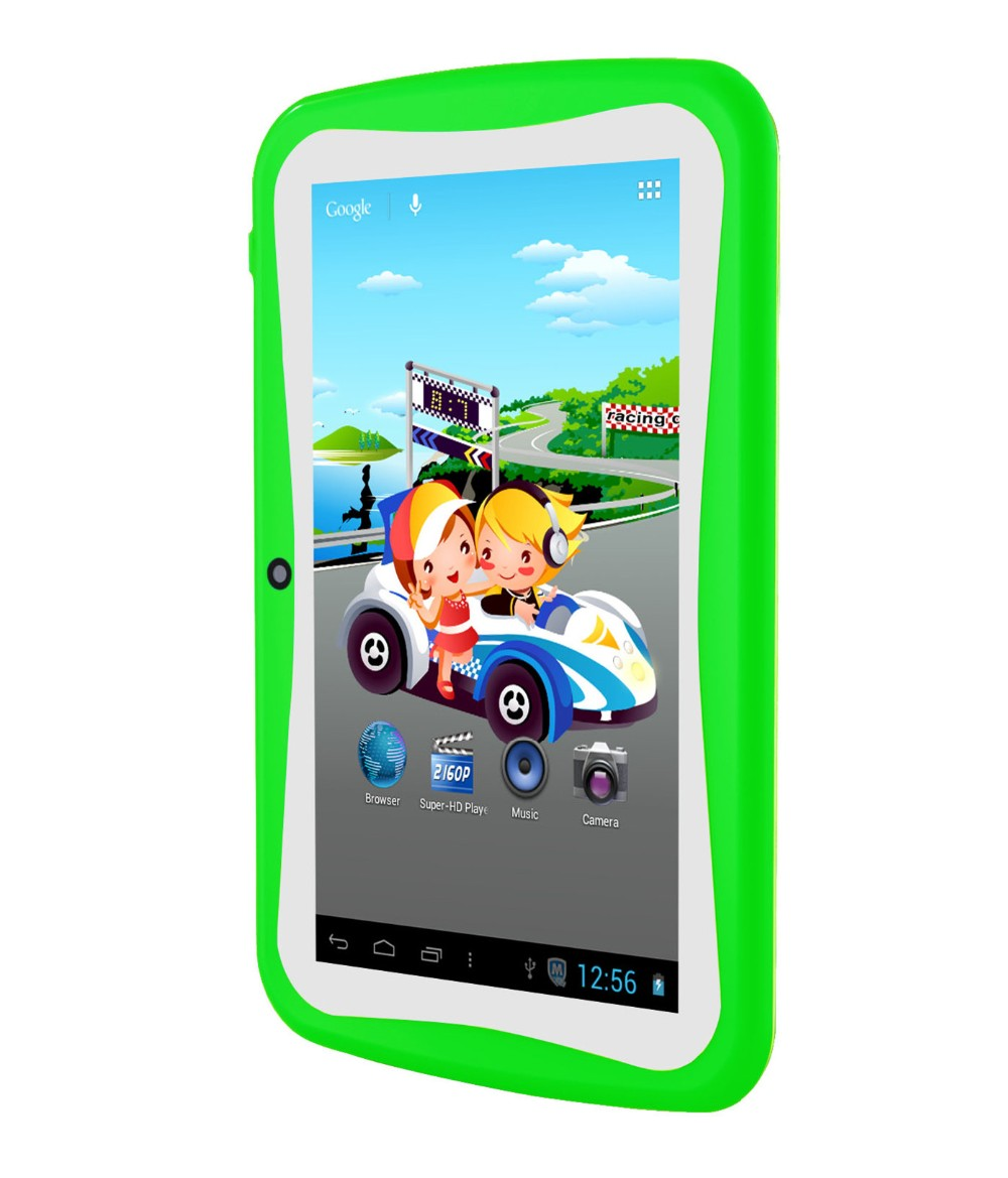 Tablet PC for child Android 5.1 8GB 1024*600 quad core 1.3GHz with educational software