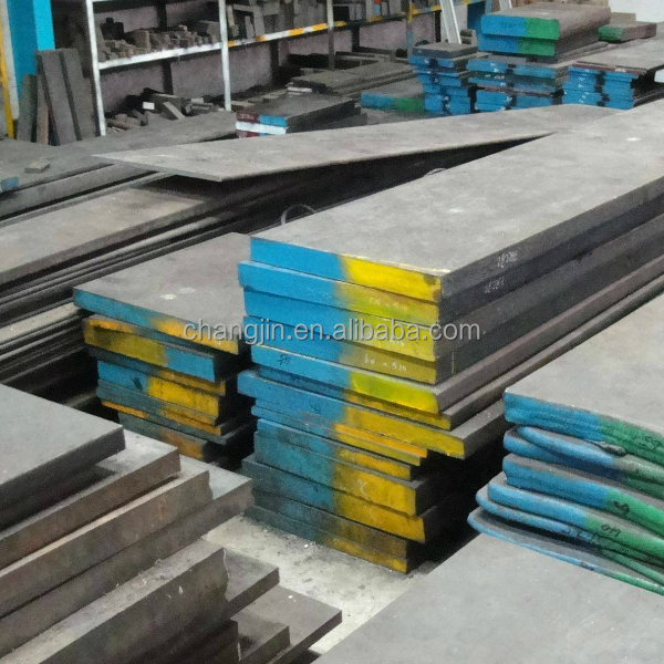 Tool Steel 42CrMo&SCM440 ASTM4140 steel Falt bar