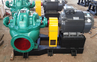 COS-model axially split industrial water pumps for sale