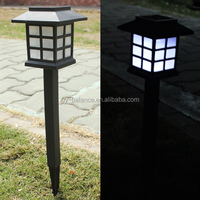 Hot sale outdoor lawn lamp / solar LED garden lights / Outdoor using IP68 solar energy led lawn lamp