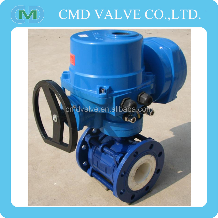 Cast Steel WCB Al2O3 ZrO2 Ceramic Ball Valve