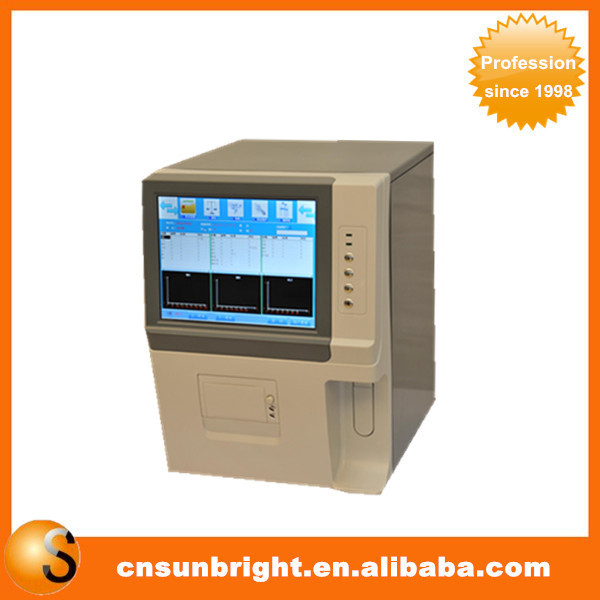 New Product CE Approved Lab /hospital Medical Equipment Automatic Hematology Analyzer