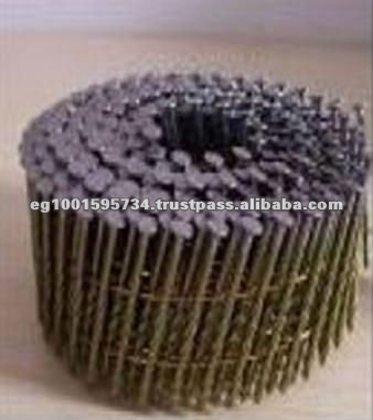 Egypt Low-Price Coil Roofing Nail