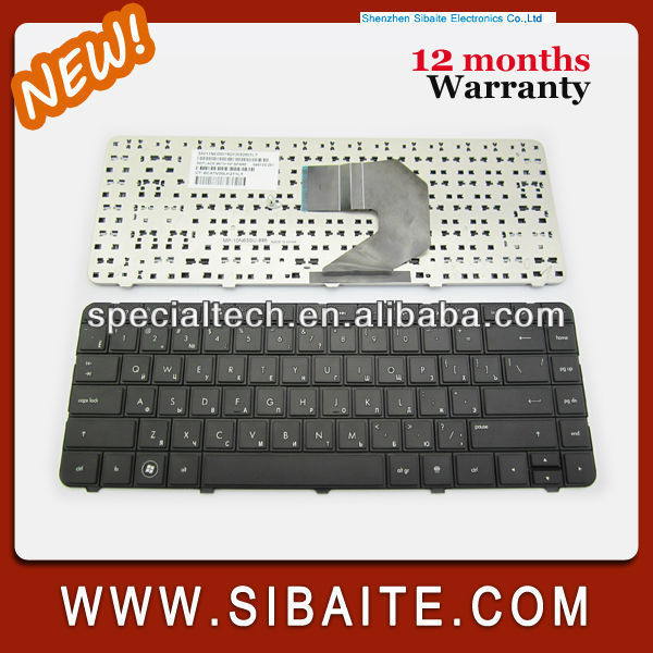 Brand new For HP Pavilion G6 Black UK Replacement Laptop Keyboard