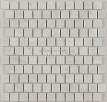 Natural stone white marble tile wall tiles