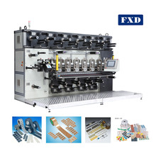 Automatic OCA Rotary Die Cutting Machine