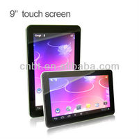 Good price 9 inch a13 mid tablet pc user manual with TFT screen