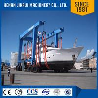 Boat Lifting Crane/ Boat Lift Air Bags