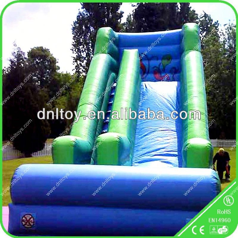 big kahuna inflatable water slide Large water slide in water park for kids