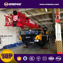 50 Ton SANY Remote Control Crane for Sale STC500C