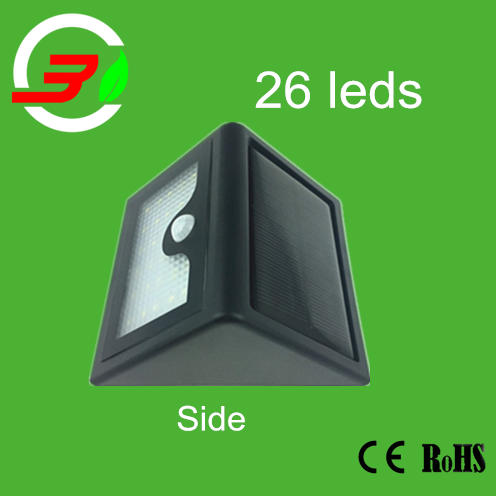 Competitive wind powered garden lights with gps 3g 4g wifi optional