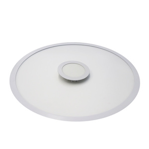wholesale good price CE RoHs SMD 4014 surface mounted 48 watt ceiling flat lamp big round 48w led panel light 600mm