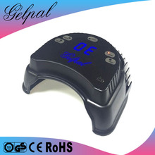 Professional Manicure Gelpal hand More convenient 60W Aluminum Alloy Shell Rechargeable Battery LED nail lamp
