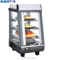 Hot display,warmer counters,hot food display counter,restaurant equipment.hot dog showcase