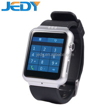 Hot selling smart watch phone support 3G wifi gps whatsapp slype facebook smart watch phone