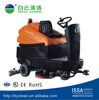 Q905 Ride-on Floor Scrubber(Touch Screen)