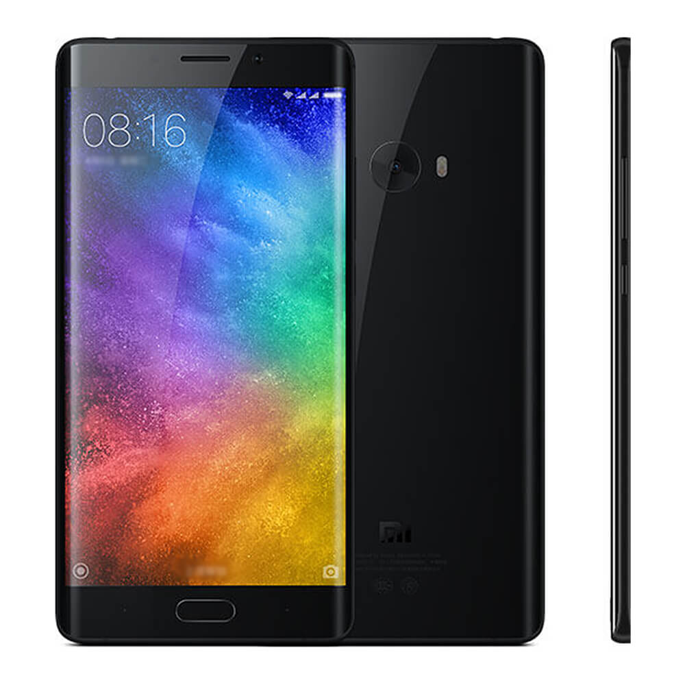 Original Xiaomi Note 2 5.7inch 6GB 128GB Android 6.0 OS 4G+ LTE Smartphone 64-Bit Qualcomm Snapdragon 821 22.56MP Camera Phone