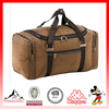 Large Capacity Travel Bag With Zipper Compartment