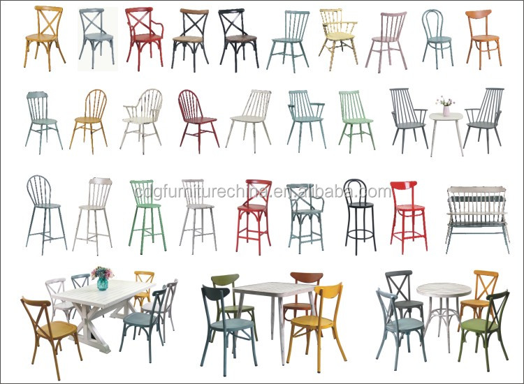 Durable wooden finish dining chair for Restaurant