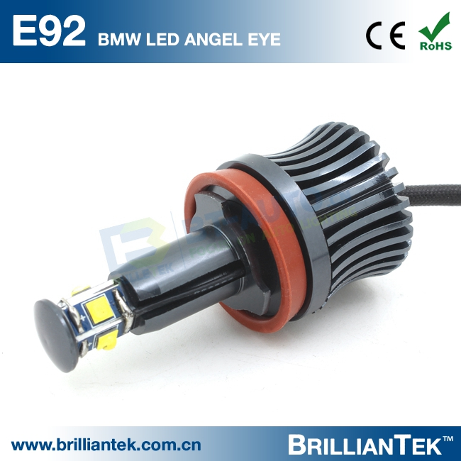 12v 24v CANBUS Car LED Marker Side Lamp Light For BMW Angel Eye