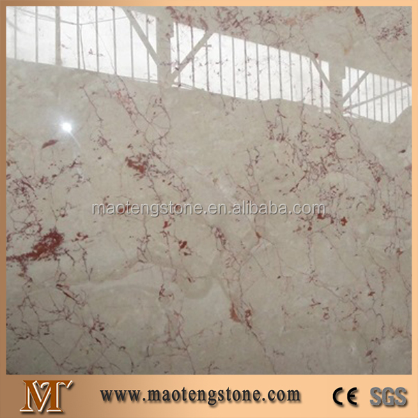Hot Saled Pink Turkey Rosalia Marble Tiles And Slabs For Interior Decoration