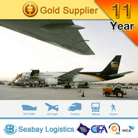 International air freight cargo shipping service to Georgia